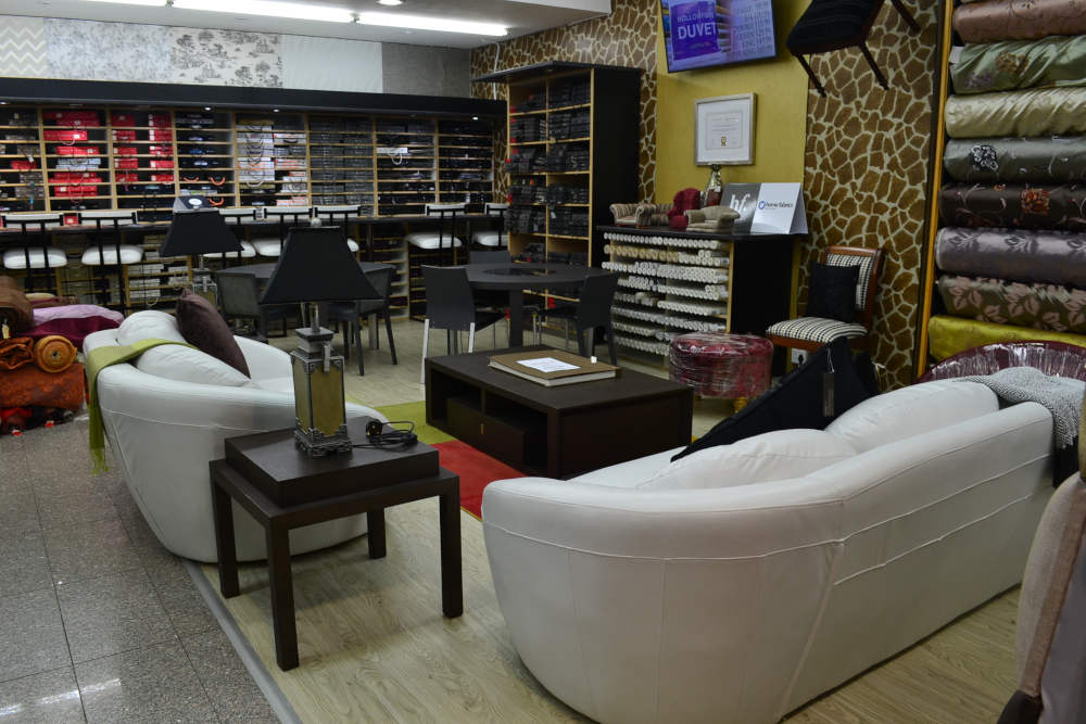 Fionas Fabric and Curtains Randburg