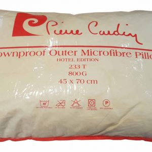 Downproof Outer Microfibre Pillow